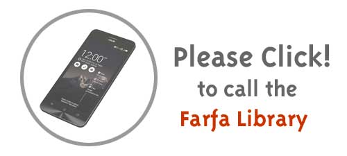 Please Click! to call the Farfa library